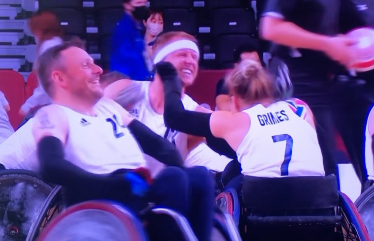 Tokyo: First Wheelchair Gold for Great Britain