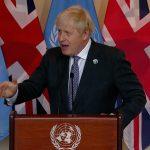 Boris: UN Climate talks - US lifts covid travel ban - France