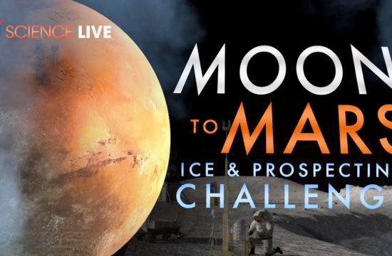 NASA Science - Moon to Mars Ice and Prospecting Challenge