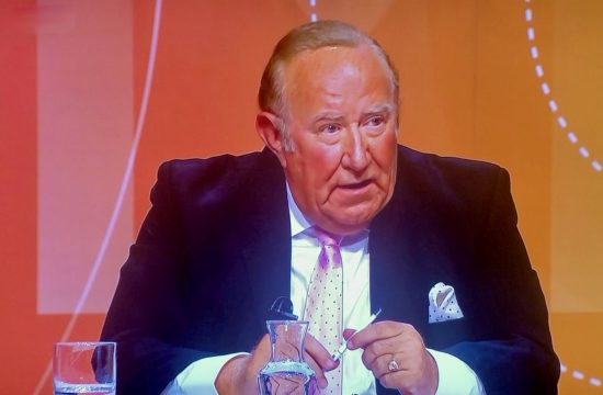 Andrew Neil: I was a minority of one at GB News