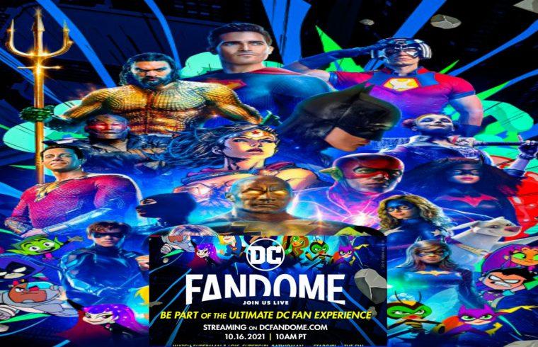 DC FanDome 2021 - Teaser