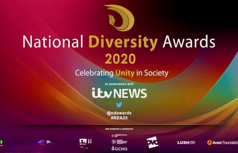 National diversity Awards 2020
