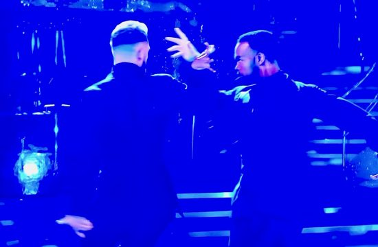 John and Johannes made history on Strictly
