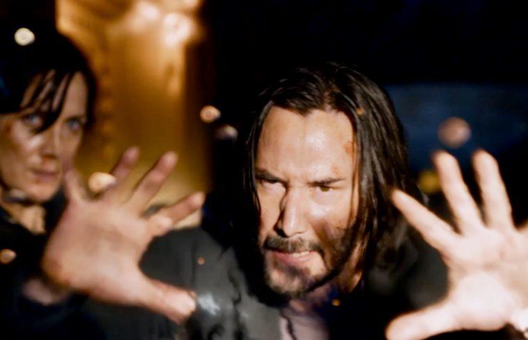 The Matrix Resurrections - Trailer