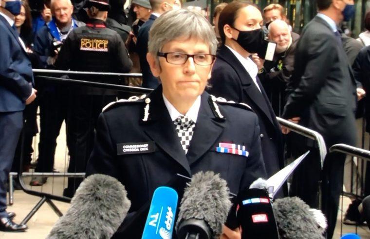Trust in police shaken by Everard case - Met Chief