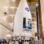 Launch of Earth Observing Satellite the Landsat-9