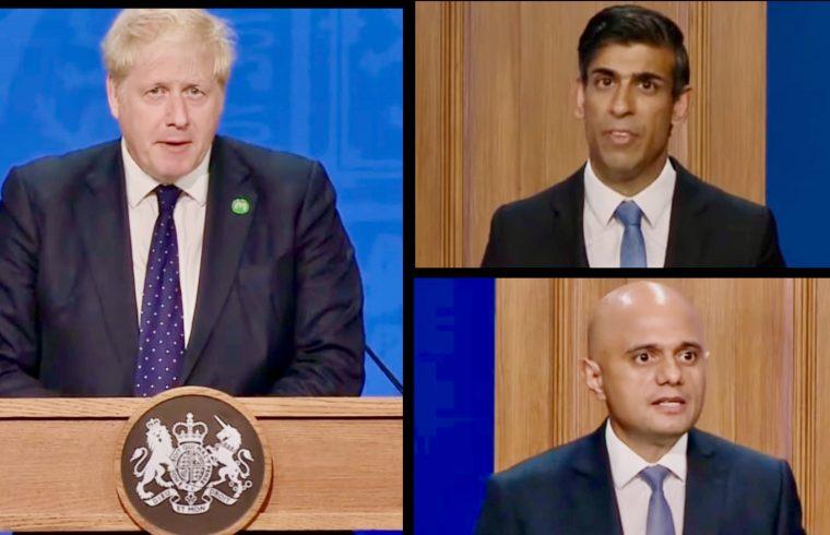 PM press briefing on NI tax rise