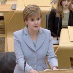 Sturgeon - vaccine passport needed