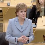 Nicola Sturgeon - First Minister Scotland