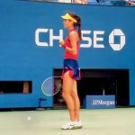 Raducanu is playing only her third Grand Slam