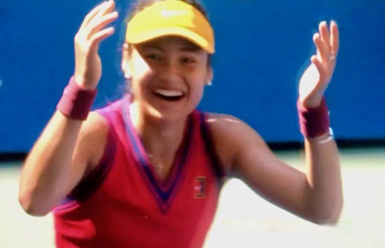 Emma Raducanu reaches US Open semi-finals