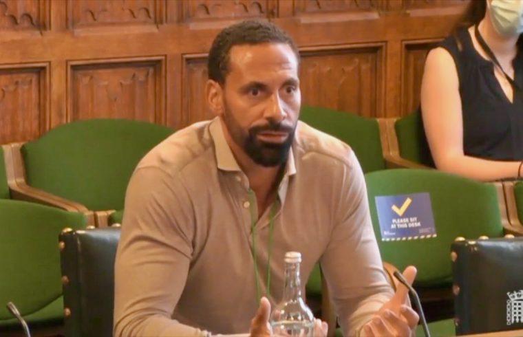 Rio Ferdinand tells MPs his kids needed the monkey emoji explained