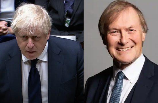 Boris Johnson - Sir David Amess