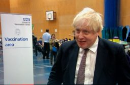 Boris Johnson - Covid winter plan