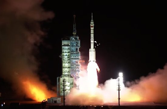 China launches Shenzou 13 crew to new space station