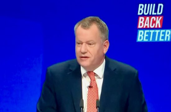 Conservative Conf: NI protocol not working and needs to change