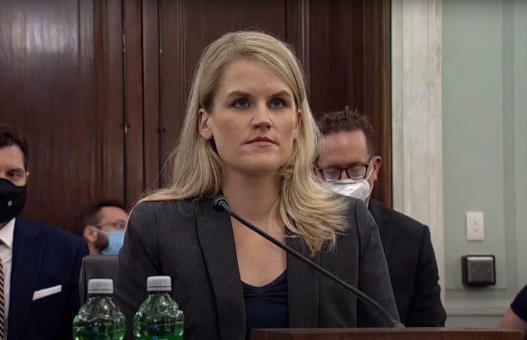 Facebook whistleblower testifies in US senate