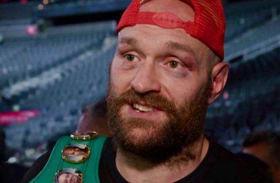 Fury beats Wilder in thrilling Vegas fight