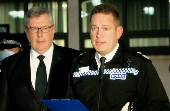 Counter Terrorism police to investigate MP stabbed to death